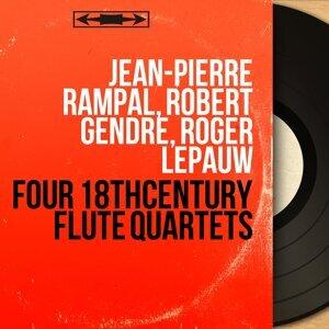 Jean-Pierre Rampal, Robert Gendre, Roger Lepauw 歌手頭像
