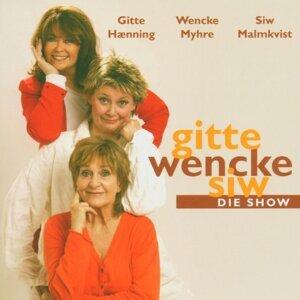 Gitte, Wencke, Siw 歌手頭像