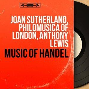 Joan Sutherland, Philomusica of London, Anthony Lewis 歌手頭像
