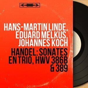 Hans-Martin Linde, Eduard Melkus, Johannes Koch 歌手頭像