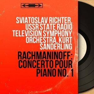 Sviatoslav Richter, USSR State Radio Television Symphony Orchestra, Kurt Sanderling 歌手頭像