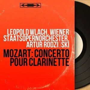 Leopold Wlach, Wiener Staatsopernorchester, Artur Rodziński 歌手頭像