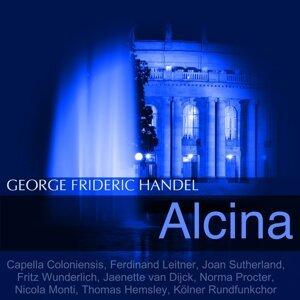 Capella Coloniensis, Ferdinand Leitner, Joan Sutherland, Fritz Wunderlich 歌手頭像