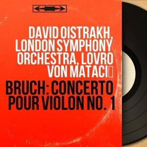 David Oistrakh, London Symphony Orchestra, Lovro von Matačić 歌手頭像