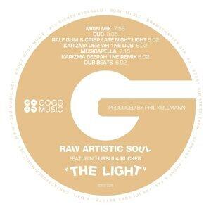Raw Artistic Soul, Ursula Rucker 歌手頭像