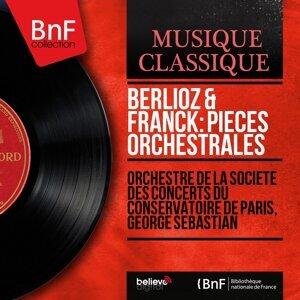 Orchestre de la Société des concerts du Conservatoire de Paris, George Sebastian 歌手頭像