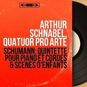 Arthur Schnabel, Quatuor Pro Arte 歌手頭像
