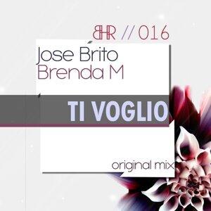 Jose Brito, Brenda M 歌手頭像