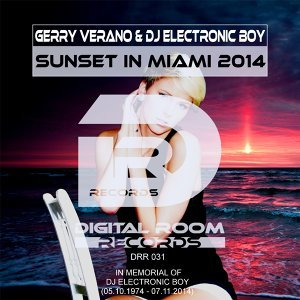Gerry Verano, DJ Electronic Boy 歌手頭像