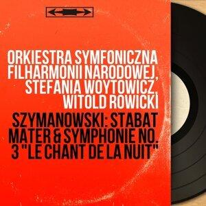 Orkiestra Symfoniczna Filharmonii Narodowej, Stefania Woytowicz, Witold Rowicki 歌手頭像