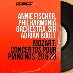 Annie Fischer, Philharmonia Orchestra, Sir Adrian Boult 歌手頭像