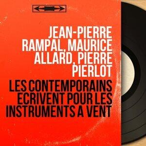 Jean-Pierre Rampal, Maurice Allard, Pierre Pierlot 歌手頭像
