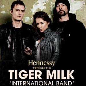 Tiger Milk アーティスト写真