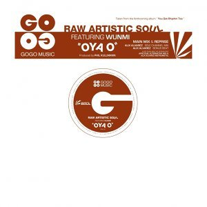 Raw Artistic Soul, Wunmi 歌手頭像