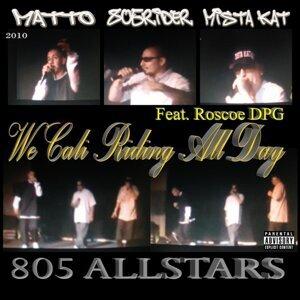 805 Allstars feat. Roscoe DPG 歌手頭像