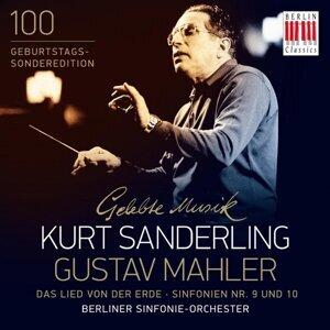 Kurt Sanderling, Berliner Sinfonie-Orchester, Peter Schreier & Birgit Finnilä 歌手頭像
