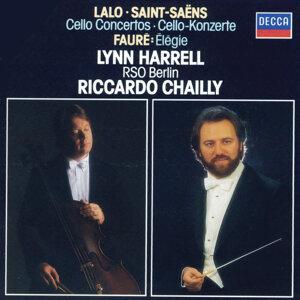 Lynn Harrell,Riccardo Chailly,Radio-Symphonie-Orchester Berlin 歌手頭像