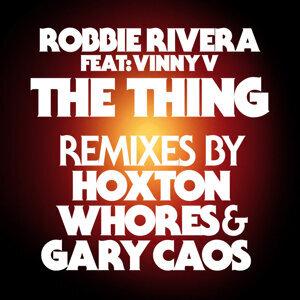 Robbie Rivera featuring Vinny Z 歌手頭像