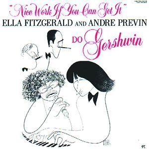 Ella Fitzgerald & Andrac Previn アーティスト写真