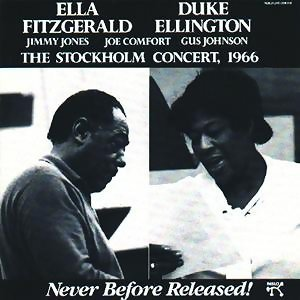 Duke Ellington & Ella Fitzgerald アーティスト写真