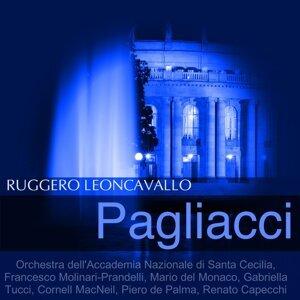 Orchestra dell'Accademia Nazionale di Santa Cecilia, Francesco Molinari-Prandelli, Mario del Monaco, Gabriella Tucci 歌手頭像