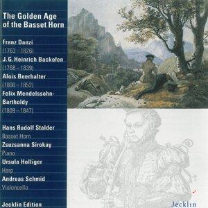 Hans Rudolf Stalder, Zsuzsanna Sirokay, Ursula Hollinger 歌手頭像