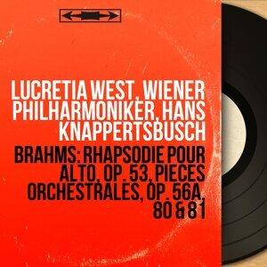 Lucretia West, Wiener Philharmoniker, Hans Knappertsbusch 歌手頭像