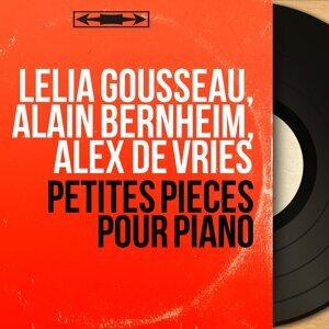 Lélia Gousseau, Alain Bernheim, Alex de Vries 歌手頭像