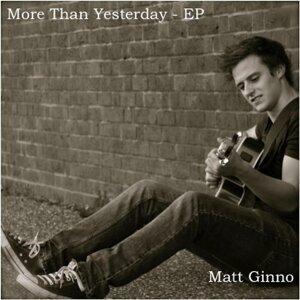 Matt Ginno 歌手頭像