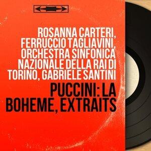 Rosanna Carteri, Ferruccio Tagliavini, Orchestra sinfonica nazionale della RAI di Torino, Gabriele Santini 歌手頭像