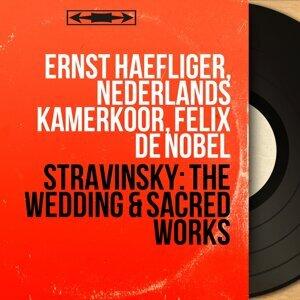 Ernst Haefliger, Nederlands Kamerkoor, Felix de Nobel 歌手頭像