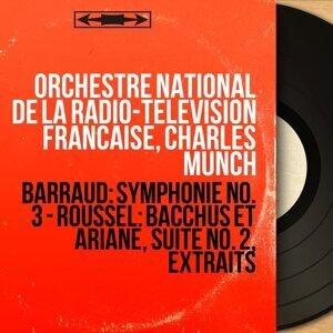Orchestre national de la Radio-télévision française, Charles Munch 歌手頭像
