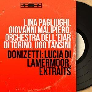 Lina Pagliughi, Giovanni Malipiero, Orchestra dell'EIAR di Torino, Ugo Tansini 歌手頭像