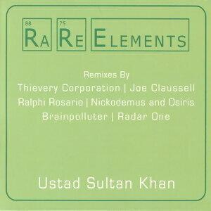 Rare Elements: Ustad Sultan Khan 歌手頭像