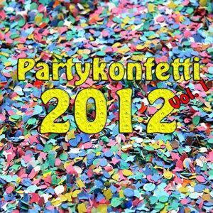 Partykonfetti 2012 Vol. 1 歌手頭像