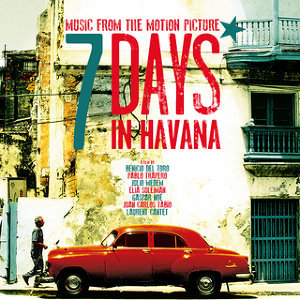 7 Days In Havana: OST 歌手頭像