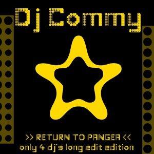 DJ Commy 歌手頭像