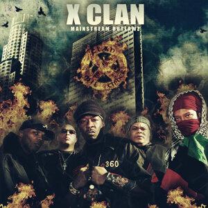 X Clan 歌手頭像