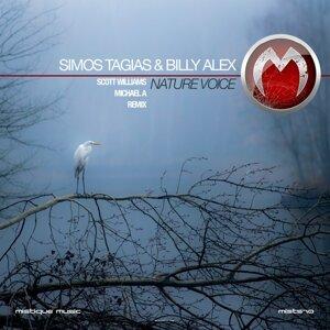 Simos Tagias, Billy Alex 歌手頭像