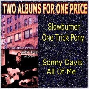 Slowburner, Sonny Davis 歌手頭像