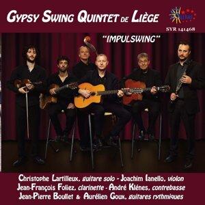 Gypsy Swing Quintet de Liège, Christophe Lartilleux 歌手頭像
