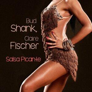 Bud Shank, Claire Fischer 歌手頭像