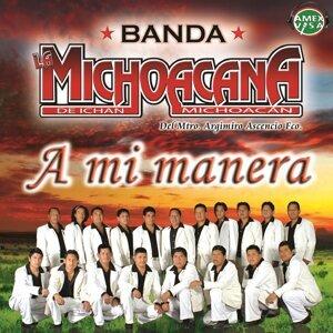Banda La Michoacana, Argimiro Ascencio 歌手頭像