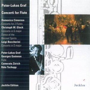 Peter-Lukas Graf, Georges Guéneux, Räto Tschupp 歌手頭像