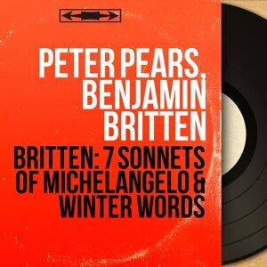 Peter Pears, Benjamin Britten 歌手頭像