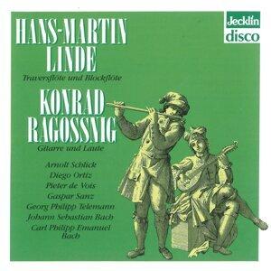 Hans-Martin Linde, Konrad Ragossnig 歌手頭像