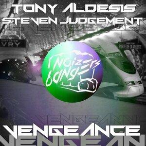 Tony Aldesis, Steven Judgement 歌手頭像