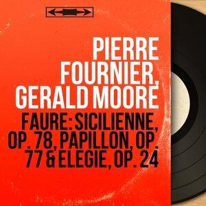 Pierre Fournier, Gerald Moore 歌手頭像