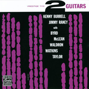 Kenny Burrell & Jimmy Raney アーティスト写真
