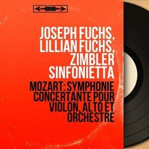 Joseph Fuchs, Lillian Fuchs, Zimbler Sinfonietta 歌手頭像